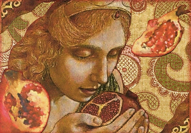 The Most Ancient Of Fruits Red Crown Pomegranate Juice